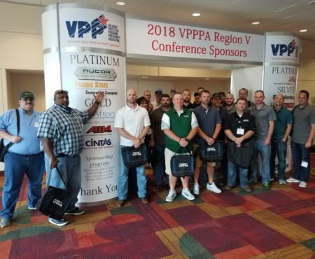 Prairie State Attends VPP Conference