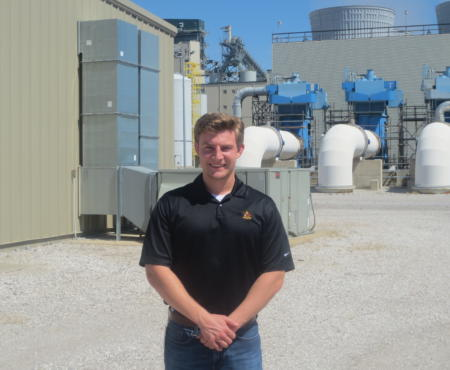 Meet the Intern:  Chris Couch