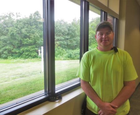 Meet the Intern:  Dillon Ostendorf