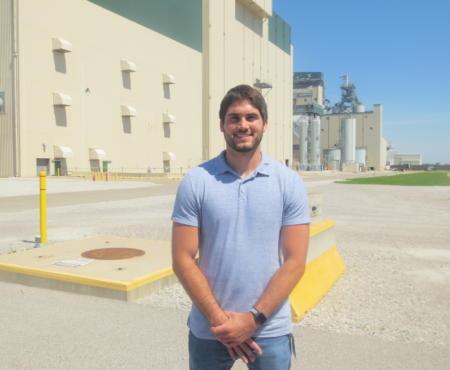 Meet the Intern:  Evan Langley