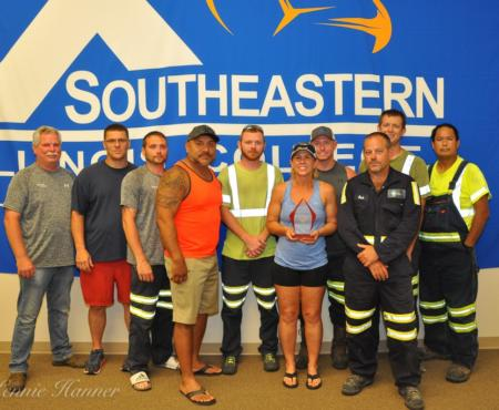 Prairie State Competes in Mine Rescue and Skills Competition