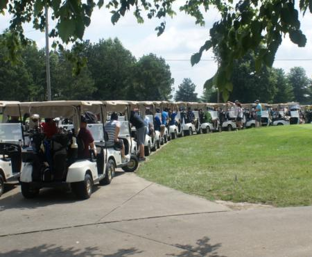 Prairie State Hosts Employee Golf Outing
