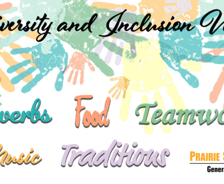 Prairie State Celebrates Diversity and Inclusion Week