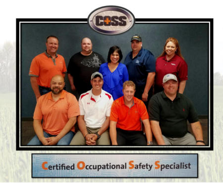 Employee Helps Safety Instructor