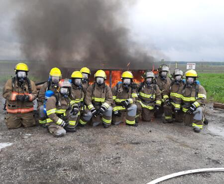 Providing Fire Safety At The Mine