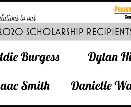 2020 PSGC Scholarship Program